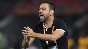 Al-Sadd coach Xavi Hernandez who has said he has recovered after he tested positive for COVID-19