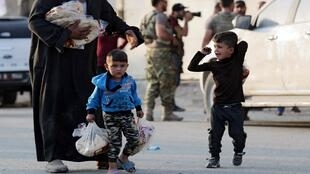 هدوء نسبي في شمال سوريا بعد اتفاق وقف إطلاق النار