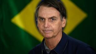 jair Bolsonaro fotografiado en Río de Janeiro, Brasil, el 7 de octubre de 2018.