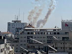 Israel launches fresh strikes against Gaza after rocket fire