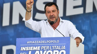 The Italian Senate could decide the future of rightwing League Party head Matteo Salvini when it considers lifting his parliamentary immunity