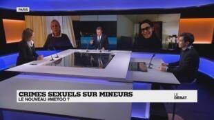 Crimes sexuels sur mineurs : le nouveau #MeToo ?