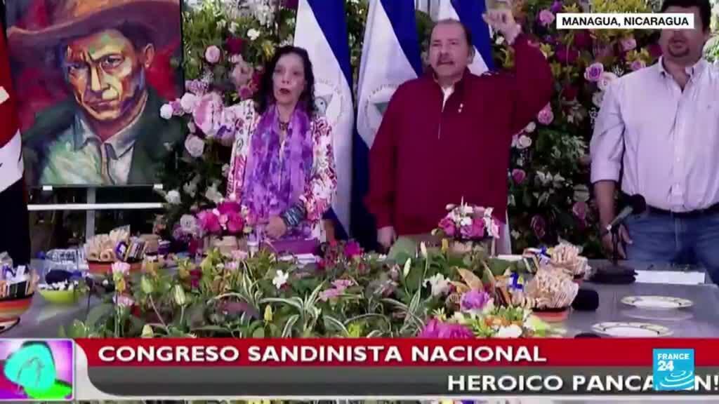 2021-08-07 14:33 Estocada final contra los intentos de la oposición por llegar a la Presidencia nicaragüense