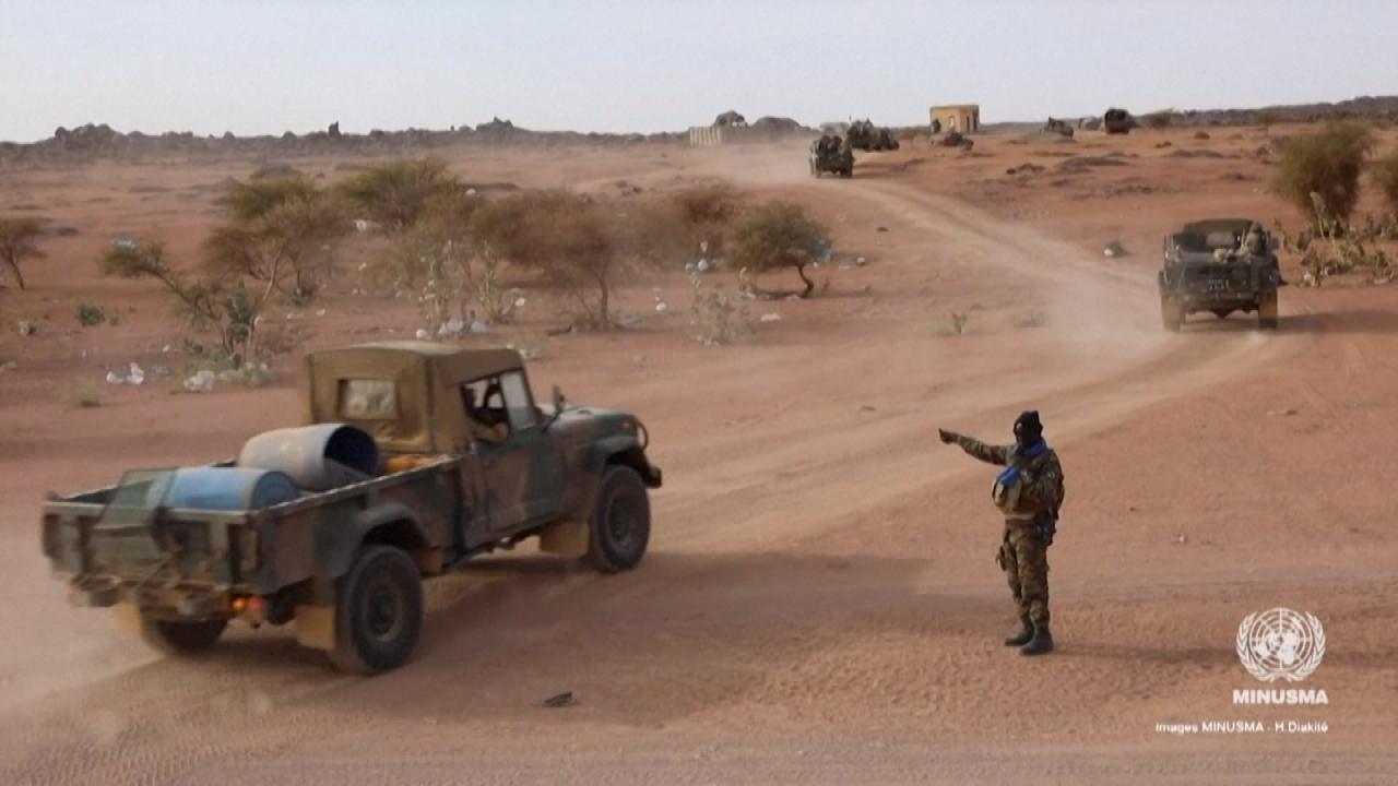 L'armée malienne de retour à Kidal