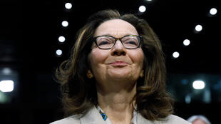Gina Haspel testifica en su audiencia de confirmación del Comité de Inteligencia del Senado en Capitol Hill, Washington, EE.UU., el 9 de mayo de 2018.