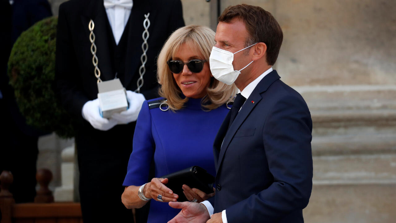 Macron to lay out Covid-19 crisis response at downsized Bastille Day