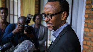 Grâce à la réforme constitutionnelle, le président rwandais, Paul Kagame, peut rester au pouvoir jusqu'en 2034.