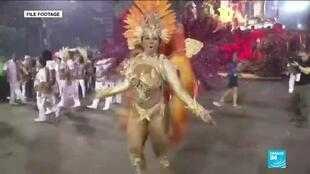 2020-09-25 10:14 Virus delays Rio's Carnival for first time in a century
