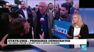 2020-03-11 13:19 Il y a-t-il encore de l'espoir pour Bernie Sanders ?