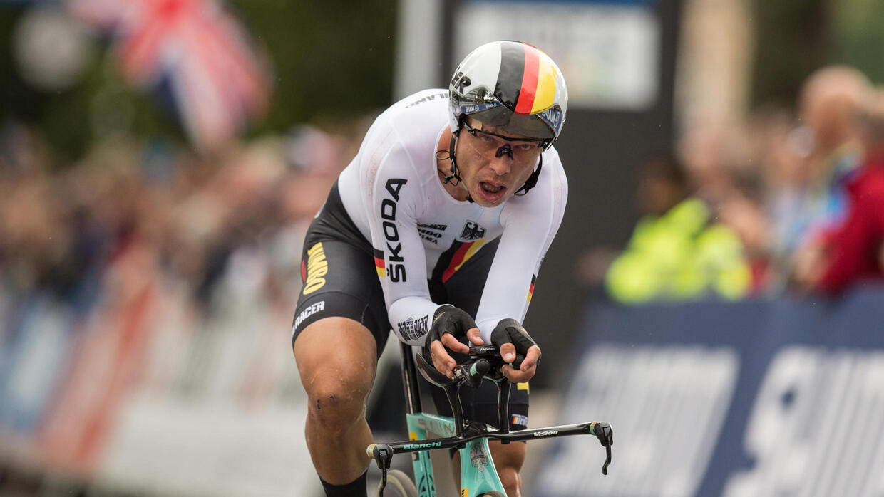 Martin to skip Olympic time-trial to focus on worlds