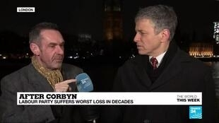 2019-12-13 19:45 Paul Mason: 'Only way to defeat Tories is with an alliance of Center and Left'