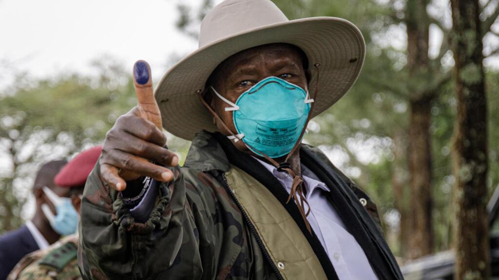 Présidentielle en Ouganda : Yoweri Museveni déclaré vainqueur par la Comission électorale