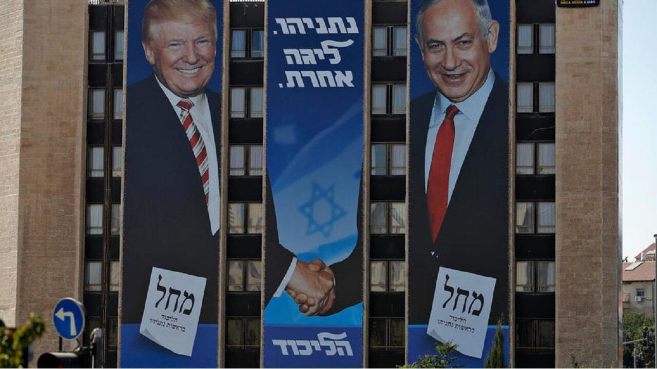 Los palestinos amenazan con retirarse del Acuerdo de Oslo si se aplica el plan de paz del presidente estadounidense Donald Trump.