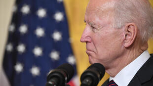 "Biden stated in his proclamation Wednesday that shutting the door on legal immigrants ""does not advance the interests of the United States"""