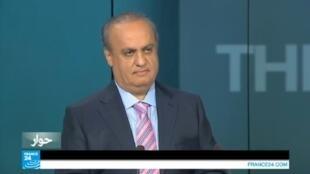السياسي اللبناني وئام وهاب
