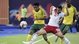 المنتخب المغربي حقق الأهم أمام جنوب أفريقيا. 2019/07/01.