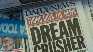 El diario New York Daily News y otros de la cadena Tribune Publishing fueron adquiridos por un fondo especilativo en 650 millones de dólares
