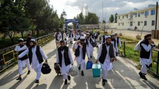 أعلنت كابول الافراج عن أكثر من 4900 سجين من طالبان حتى الآن