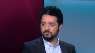 Wassim Nasr, samedi 16 juillet, sur l'antenne de France 24.