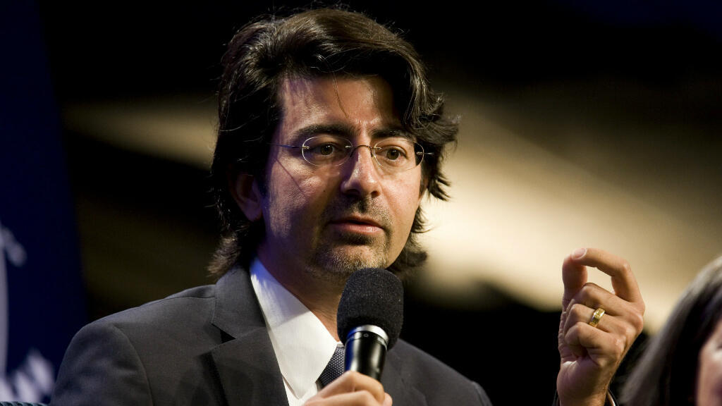 Pierre Omidyar, le fondateur d'eBay