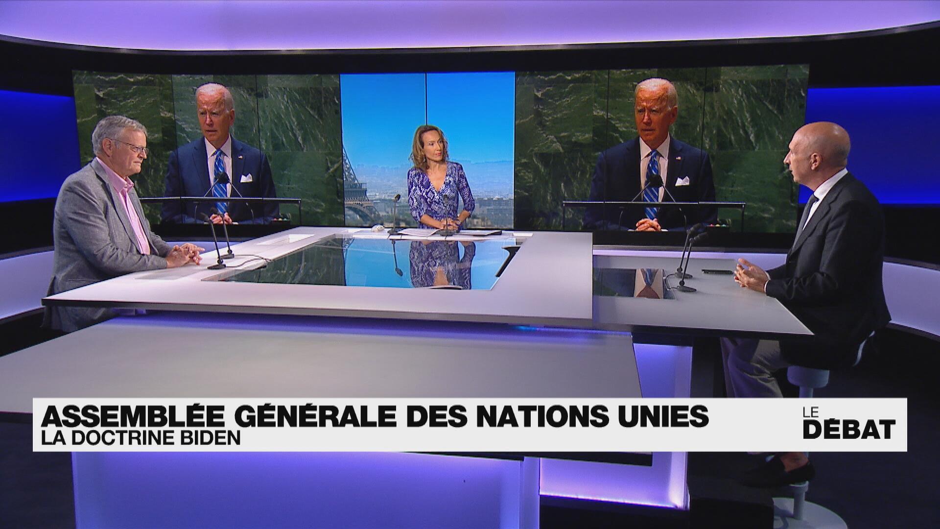 Le Débat de France 24 - mardi 21 septembre 2021