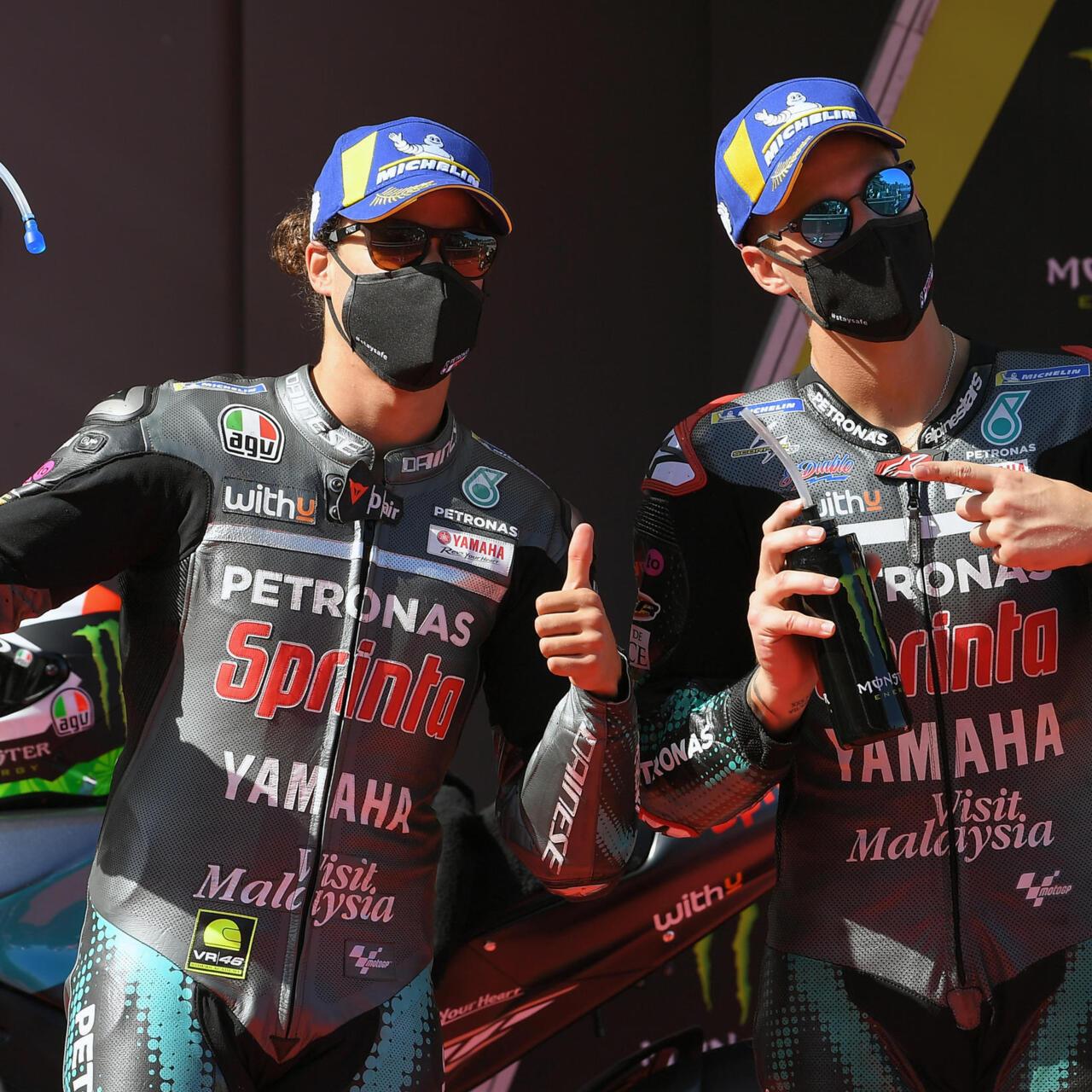 Morbidelli Takes Pole As Yamaha Dominate Catalonia Motogp Qualifying France 24