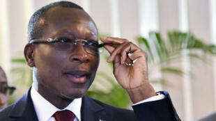 L'homme d'affaires Patrice Talon devenu président de la République du Bénin, en avril 2016.