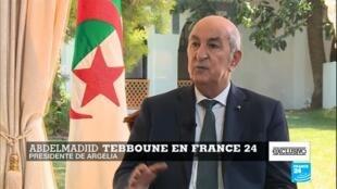 la entrevista argelia