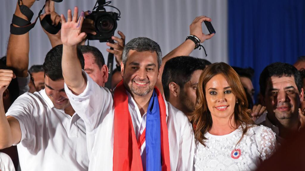 ماريو عبدو بينيتيز الرئيس الباراغوائي المنتخب