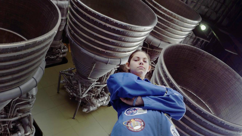 Alyssa Carson, 17 ans, désire plus que tout faire partie du premier équipage à embarquer pour Mars.