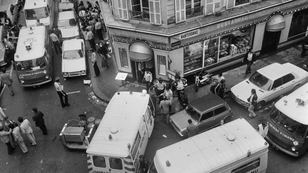 France charges suspect in deadly 1982 Paris Jewish restaurant attack