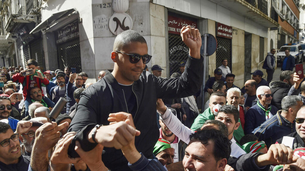 Trial of Algerian journalist and press freedom icon Khaled Drareni starts in Algiers