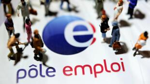 En France, le taux de chômage était de 9,4 % en octobre 2017, selon Eurostat.