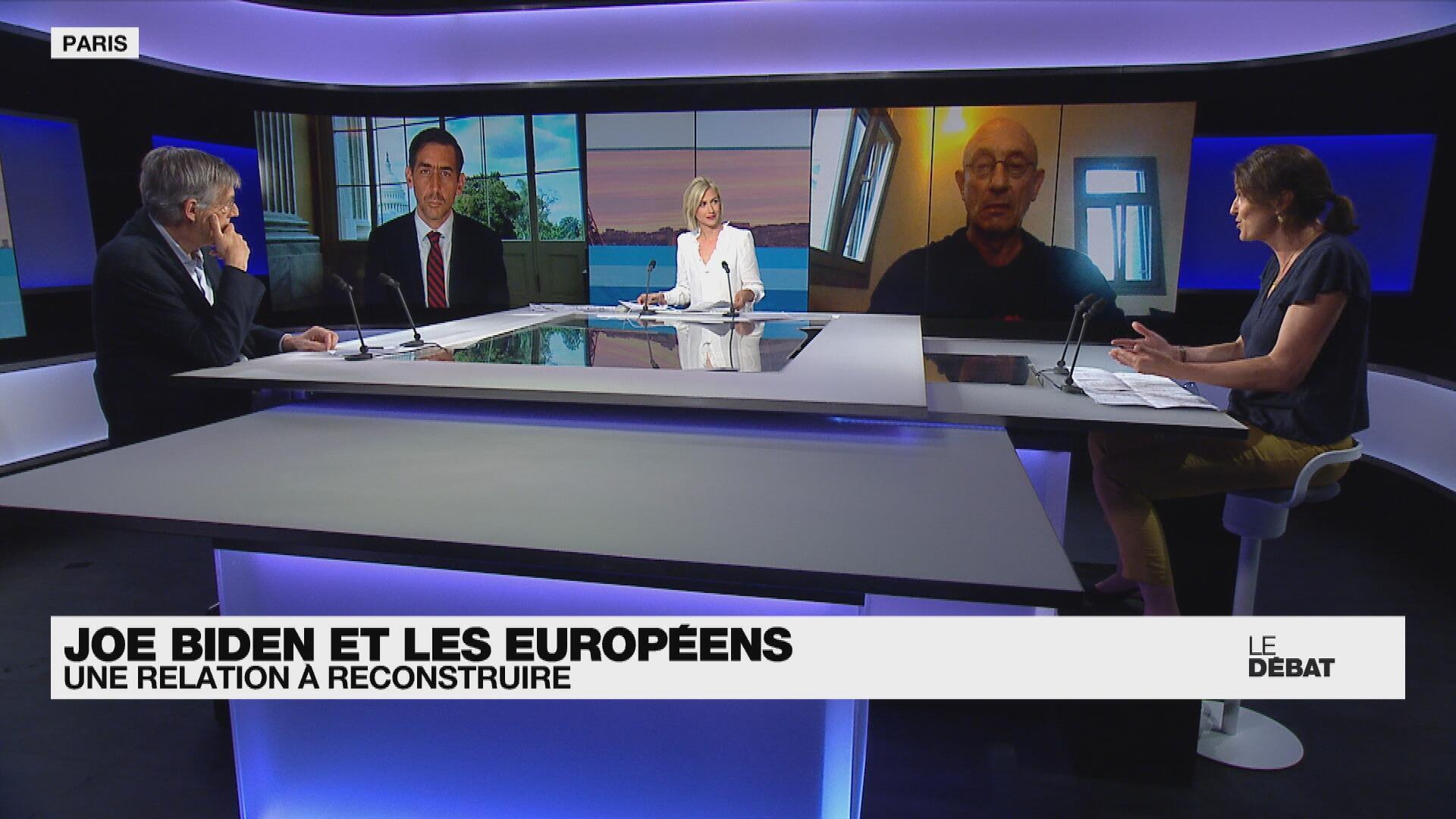 Le Débat de France 24 - mercredi 9 juin 2021