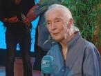 Jane Goodall on climate change: 'Something's got to give'