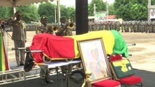 Hommage à Moussa Traoré