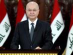 العراق: الرئيس برهم صالح يتحفظ على ترشيح العيداني رئيسا للوزراء ويلوح بالاستقالة