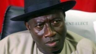 الرئيس النيجيري غودلاك جوناثان