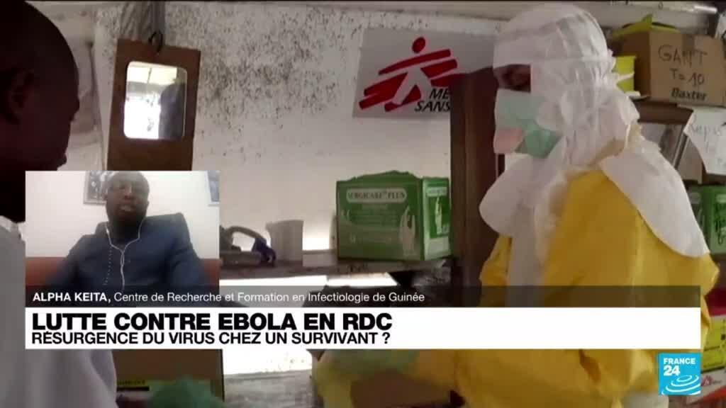 2021-09-17 14:03 Lutte contre Ebola : résurgence du virus chez un survivant ?