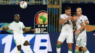Le Sénégal et l'Algérie se retrouvent dès leur deuxième match de poule.