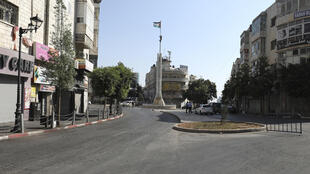 The West Bank city of Ramallah faces a new curfew as coronvirus cases surge again