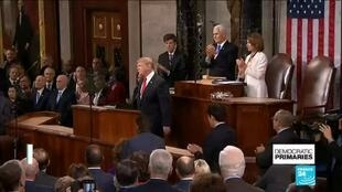 2020-02-04 10:35 Trump wins Iowa GOP caucuses