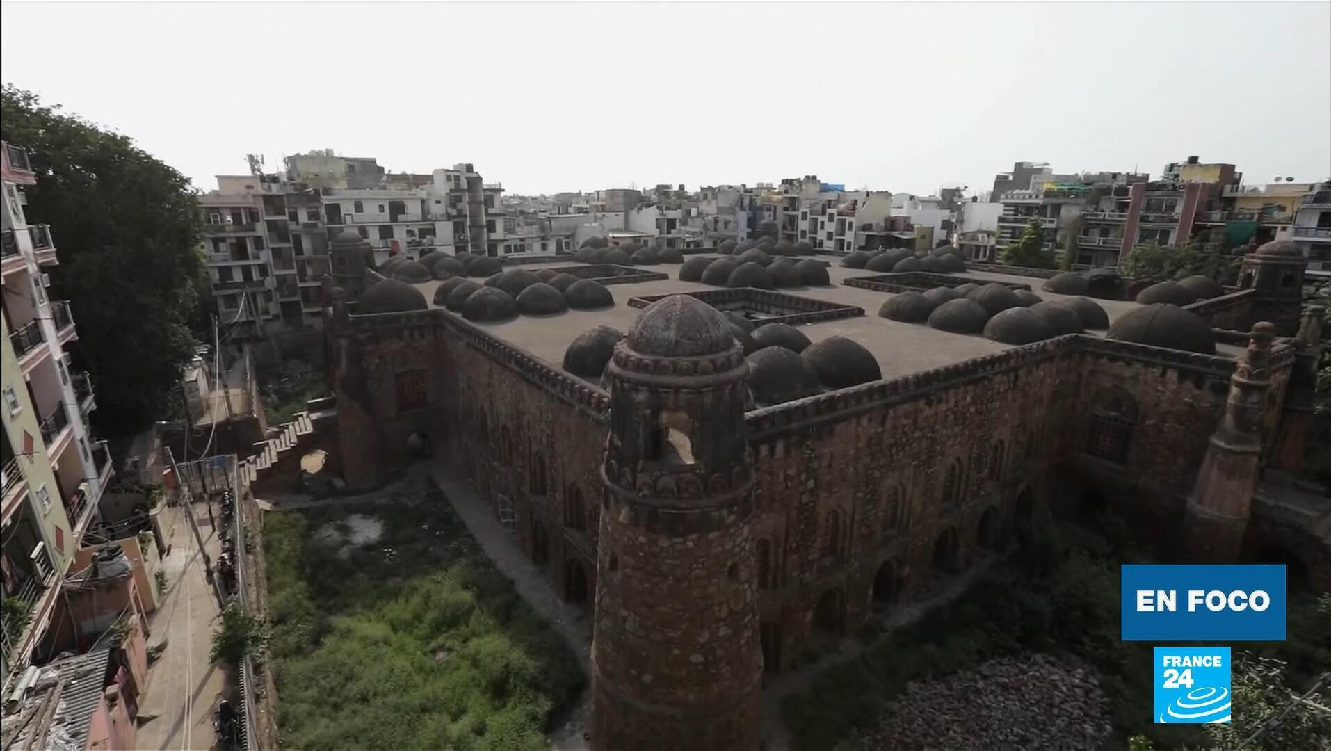 En Foco - India reconstrucción urbana