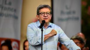 Jean-Luc Mélenchon a appelé ses partisans à se rassembler mardi 16 octobre devant le siège de LFI à Paris pour protester contre la perquisition.