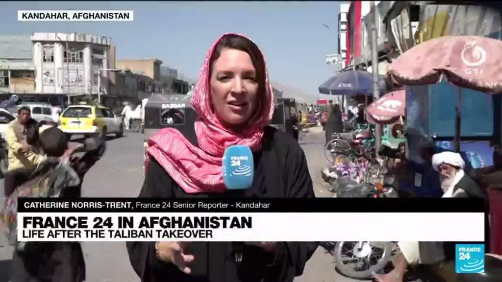 2021-10-06 12:31 Report from Afghanistan: 'Women are vanishing from public life'