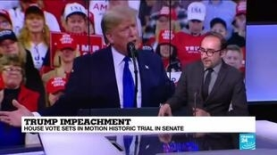2020-01-16 11:36 What is American public opinion on Trump impeachment case?