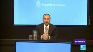Ministro argentino de Economía