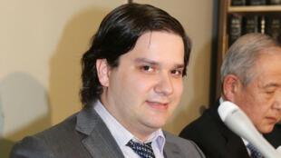 Mark Karpelès a été mis en examen pour détournement de fonds après avoir passé six semaines en garde à vue