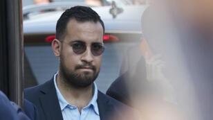 Ancien collaborateur d'Emmanuel Macron, Alexandre Benalla a été mis en examen dimanche 22 juillet.
