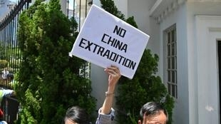 Critics fear the extradition law will tangle people up in China's notoriously opaque courts